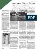 Spring 2013- Volume 19, Issue 2