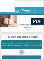 Breast-Feeding, Presentasi Pf Fatimah (Arien)