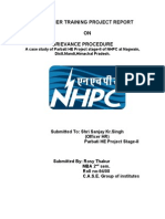 Training Report nhpc | Network Topology | Osi Model