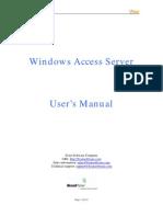 WACServer Manual