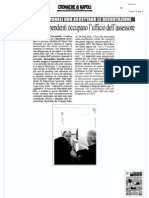 Rassegna Stampa 05.04.13