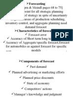 10. Forecasting