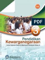 Fullbook Pkn Sd Mi Kelas 3