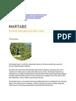 The Martabe File
