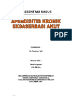 Apendisitis With Cover