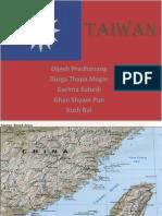 Taiwan Politics scenario