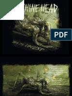 Digital Booklet - Unto the Locust