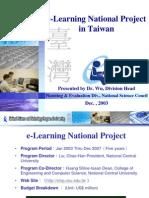 Taiwan presentation