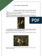 Goya y Velázquez