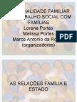 Matricialidade Familiar Lorena
