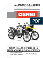 manual usuario derbi terra
