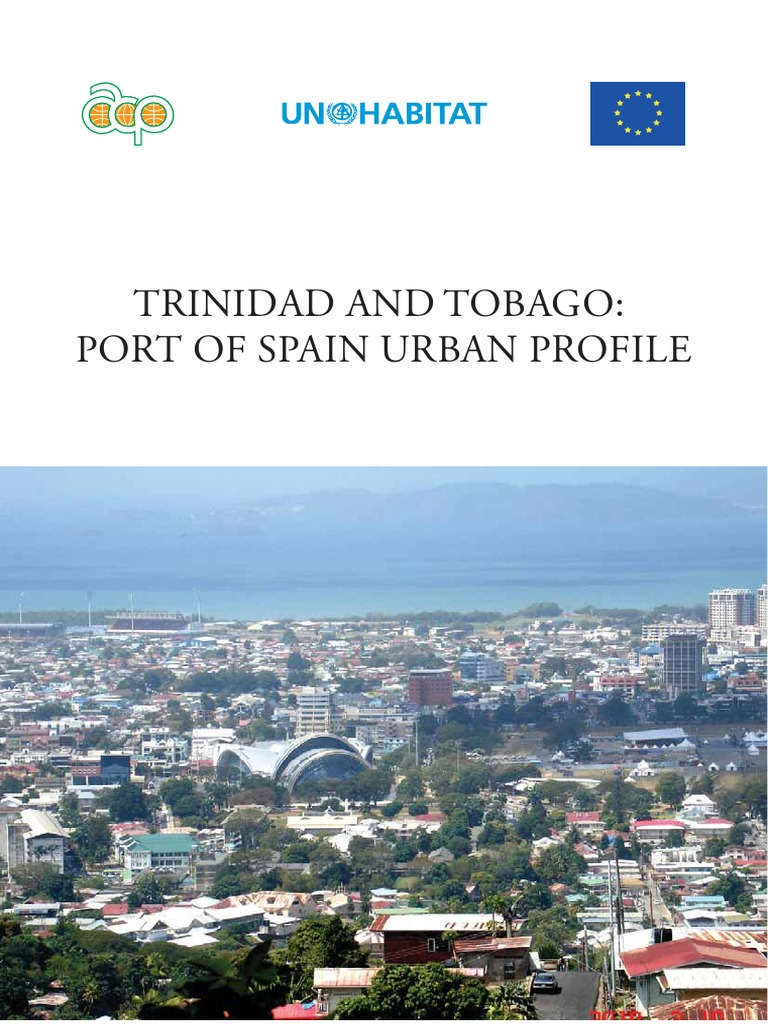 Trinidad and tobago port of spain urban profile slum squatting publicscrutiny Image collections