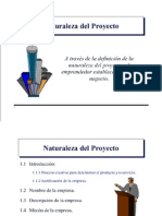 6 capitulo 1 Naturaleza del Proyecto.ppt
