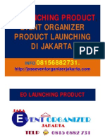 Eo Launching Product, Event Organizer Product Launching Di Jakarta [Compatibility Mode]