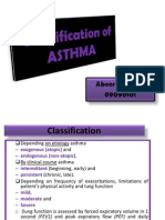 Asthma Classification