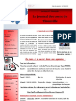 2013.03 - Le Journal Des Cocos de Thionville