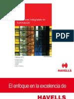 Catalogo HAVELLS Iluminacion
