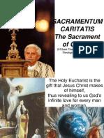 Real Sacramentum Caritatis