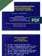 Perkembangan Program Sentra Pengobatan Keracunan Rsud Dr.soetomo Ppt Hernomo