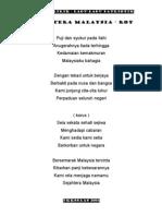 Sejahtera Malaysia(Iankaka')