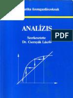Analízis - Csernyák László[276 oldal]