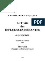 L'Esprit Des Races Jaunes (Traduction)