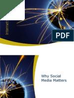 Internet Sem Limites - Why Social Media Matters - Lidia Worthington