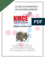 Report on Guar seed.pdf