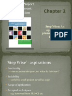 Chapter 2 Stepwise-Approach