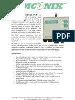 PCU MK3_Datasheet V1