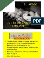 Presentación Apego (Relaciones Familiares)