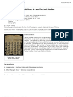 A Review of Tangut Buddhism, Art and Textual Studies