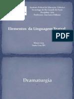 240960-Elementos Da Linguagem Teatral