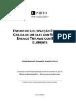 Tese FEUP-Joana Silva-Estudo de Liquefaccão Estática e Cíclica.pdf