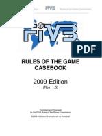 FIVB VB Casebook 2009