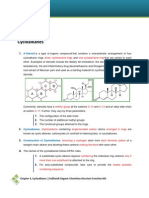 Chapter Four, Cycloalkanes (Part One - Monocyclic Alkane)