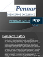 Pennar Industries Ltd