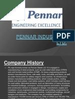 Pennar Industries Ltd