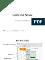 Excel Module