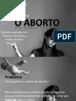 O Aborto - STC