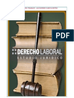 Apuntes de Derecho Del Trabajo