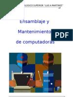 Manual de Electronica,Mantenimiento y Ensamblaje ISTELAM