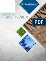 4Q FY 2013 Result Preview, 4th April