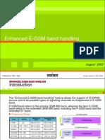 Enhanced E-GSM Band Handling Ed2