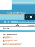 M-EGCH Link Management