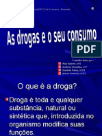 As Drogas