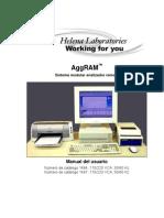 Manual Del Agregometro