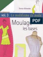 Le.modelisme.de.Mode..Tome.3..Moulage.les.Bases