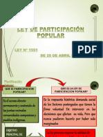 LEY DE PARTICIPACIÓN POPULAR  357.pptx