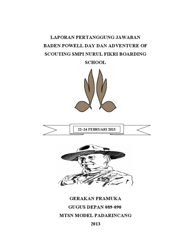 Kegiatan Baden Powell Day